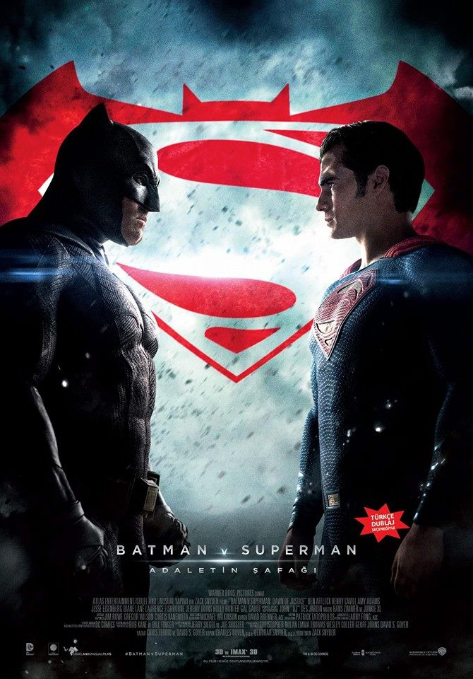 Batman ve Superman: Adaletin Şafağı