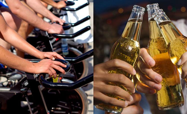 Spor İle Alkol Tüketimini Azalt !