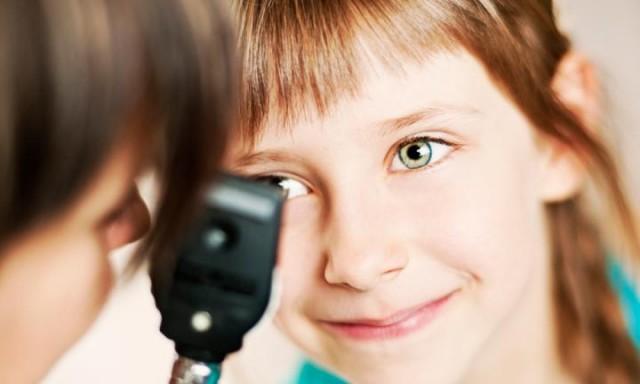 Çocuklarda Göz Sağlığı !