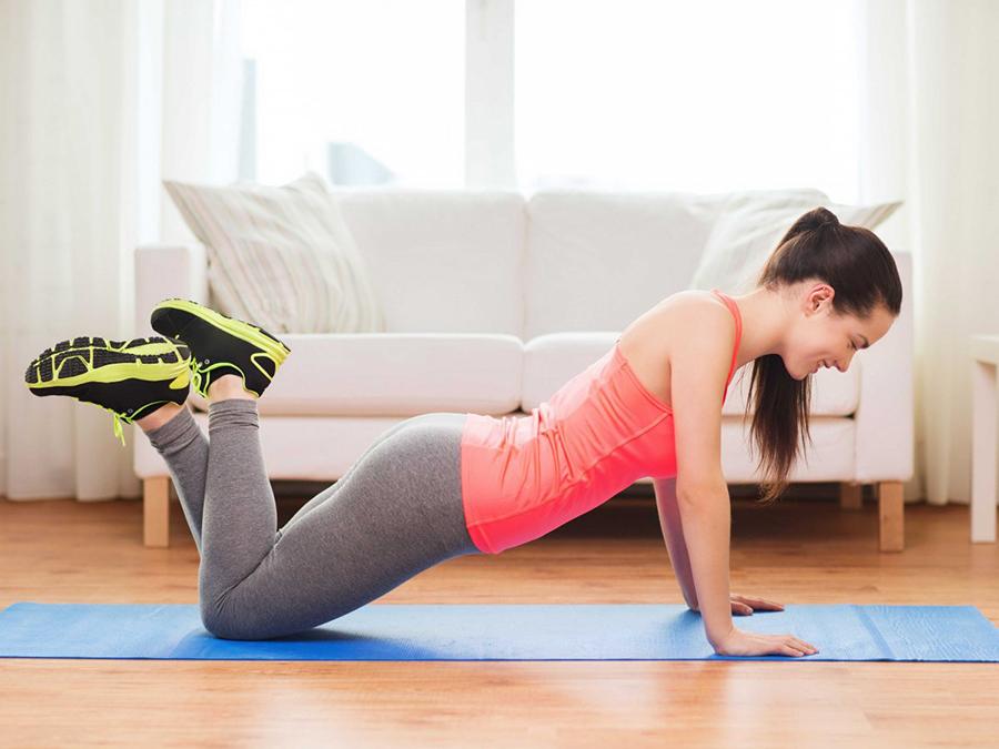 Evde Fitness Önerileri !