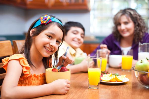 Çocuklarda Kahvaltının Önemi !