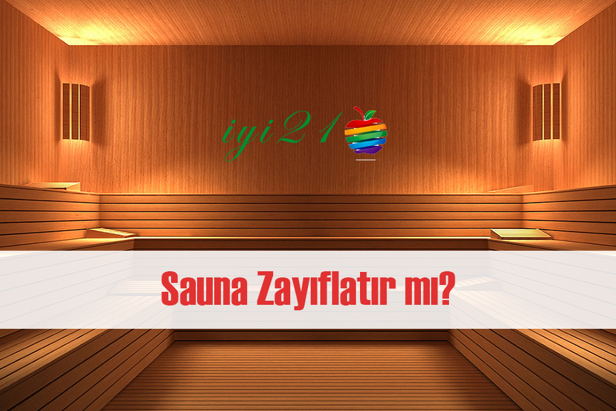 Sauna Zayıflatır mı