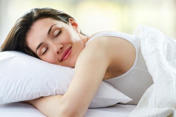 mutlu bir uyku