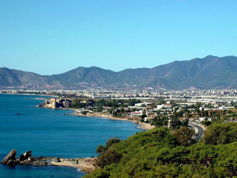 iyi21 - Akdeniz'de gezilecek yerler
